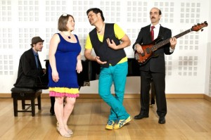 DIASPORA – An 11 Piece Latin band Join Freak Music