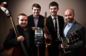 The West Coast Jazz Quartet bring a Sophisticated Sound to Freak Music