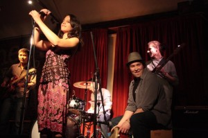 West London Jazz Quartet Join Freak Music