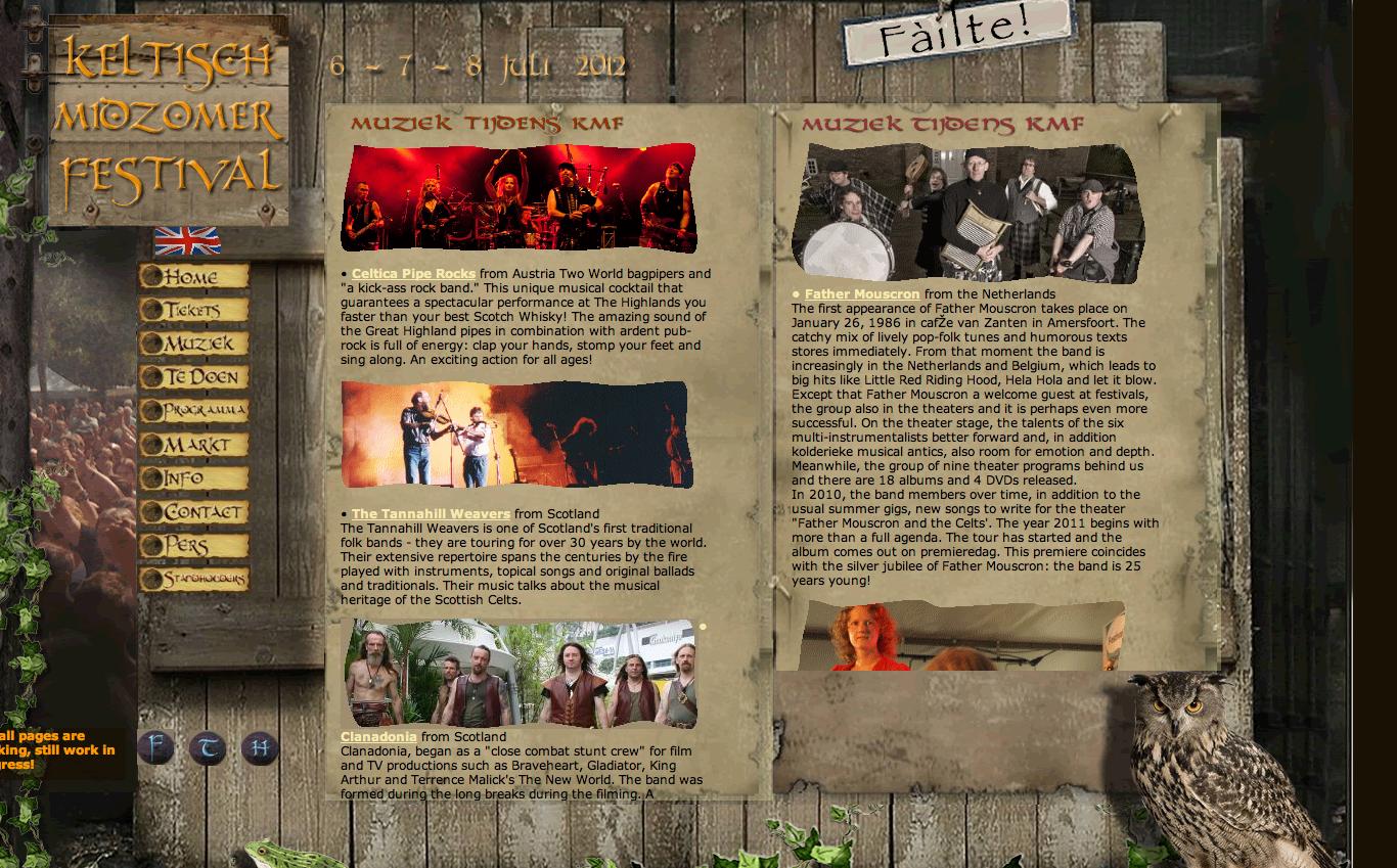 Keltisch Midzomer Festival