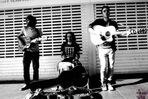 The Hope Street Busking Band