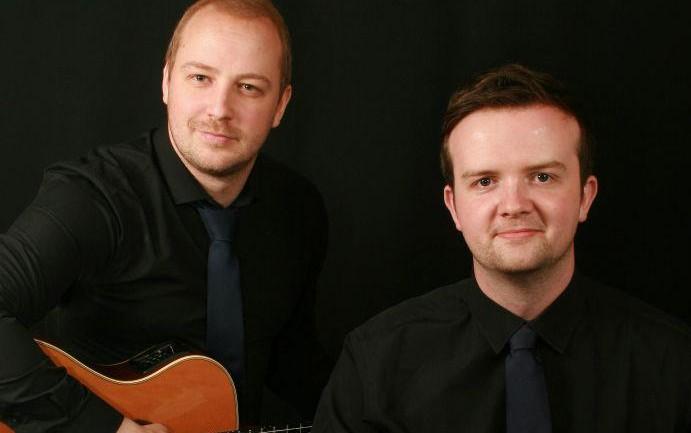 Graeme and Richard
