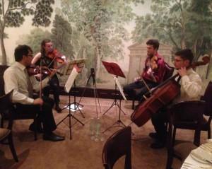 Quadrant Quartet