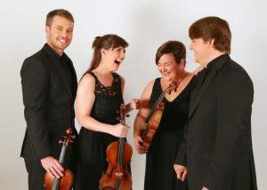 Stretto quartet