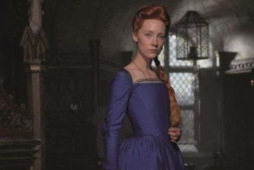 Saoirse Rohan as Mary Stuart