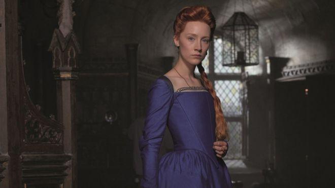 Saoirse Ronan as Mary Stuart