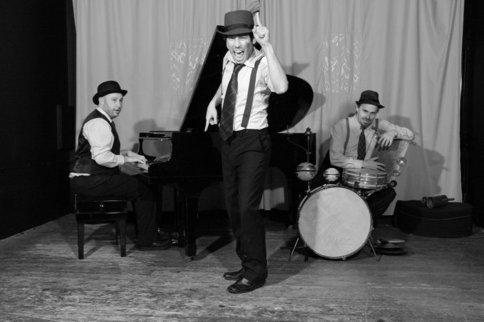52 Skidoo : photo : 52 Skidoo 1920's Harlem Swing