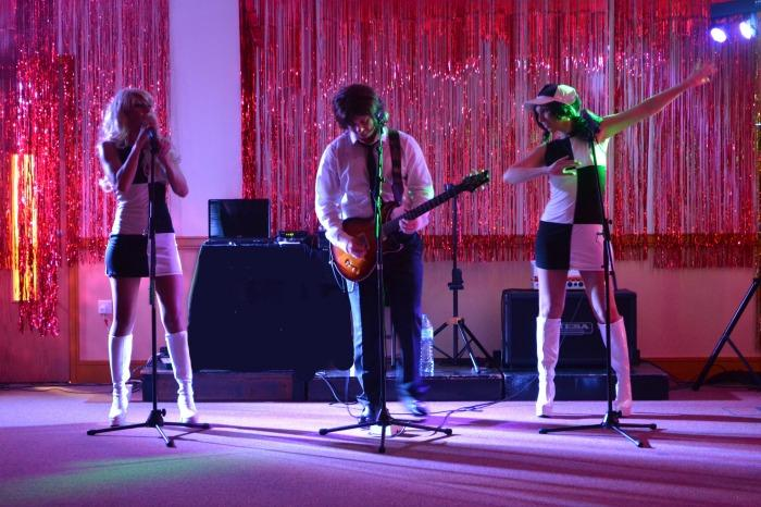 3. 60s Angels Trio Live