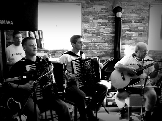 The A&E Ceilidh Band : photo : None