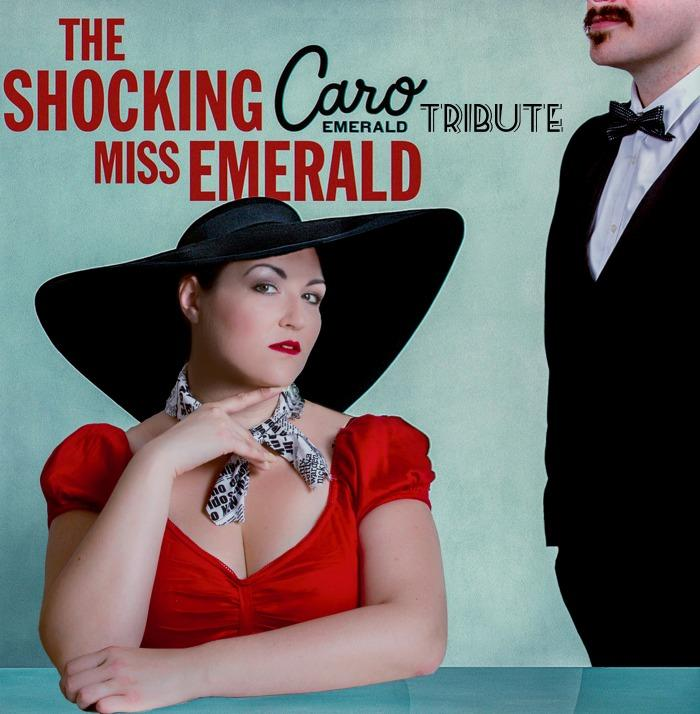 The Caro Emerald Tribute Band : photo : Caro New 1