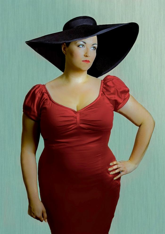 The Caro Emerald Tribute Band : photo : Caro New 2