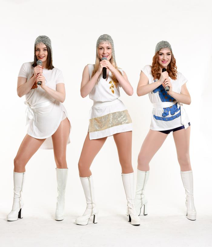 6. Mama Mia Tribute - The Dynamos