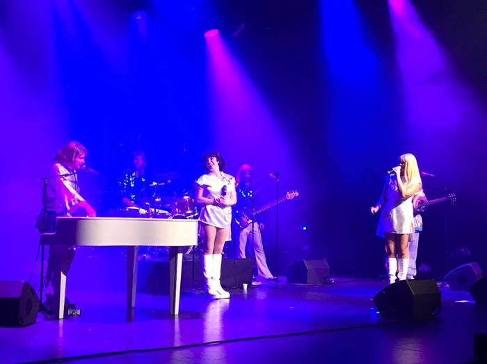 4. ABBA Vision Theatre
