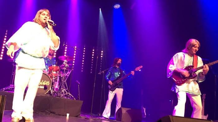 8. ABBA Vision Theatre