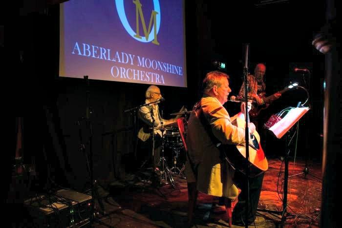 Aberlady Moonshine Orchestra : main Freak Music profile photo