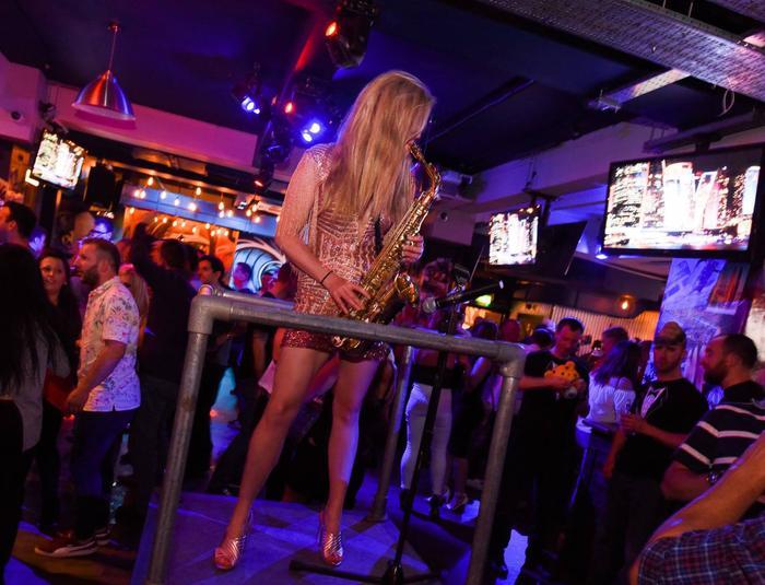 1. Nightclub