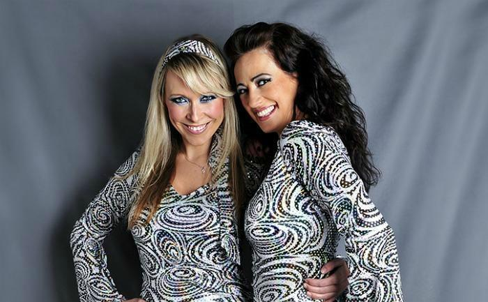 Agnetha and Frida : main Freak Music profile photo