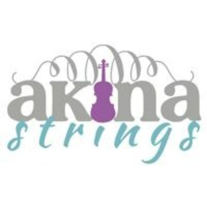 5. akina String Quartet and Duo logo