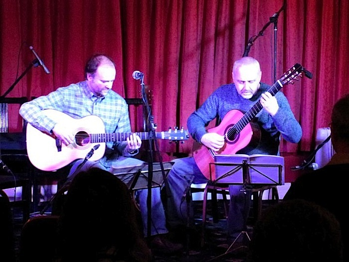 The Albanach Guitar Duo  : main Freak Music profile photo