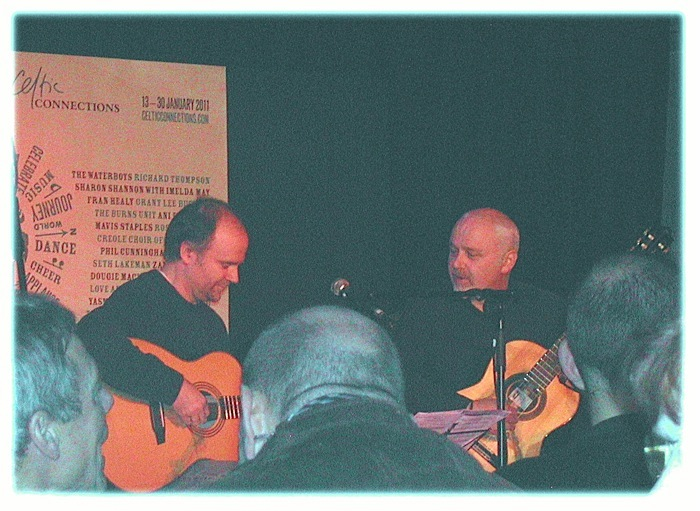 The Albanach Guitar Duo  : photo : None