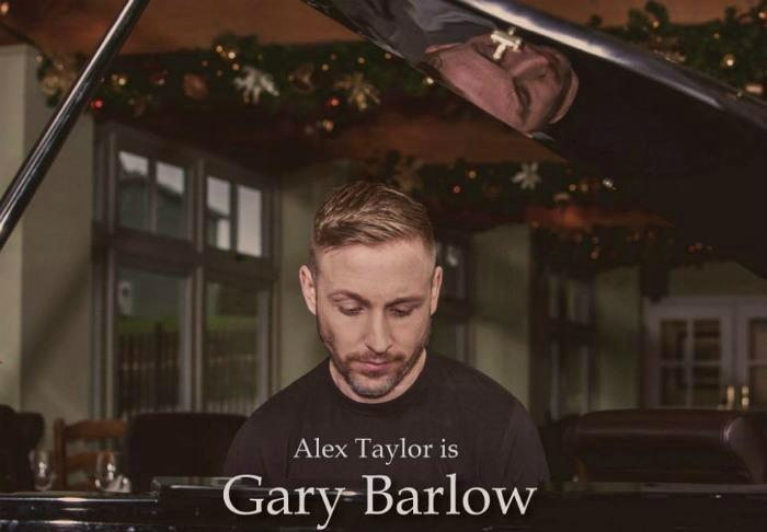 Alex Taylor is Gary Barlow : main Freak Music profile photo
