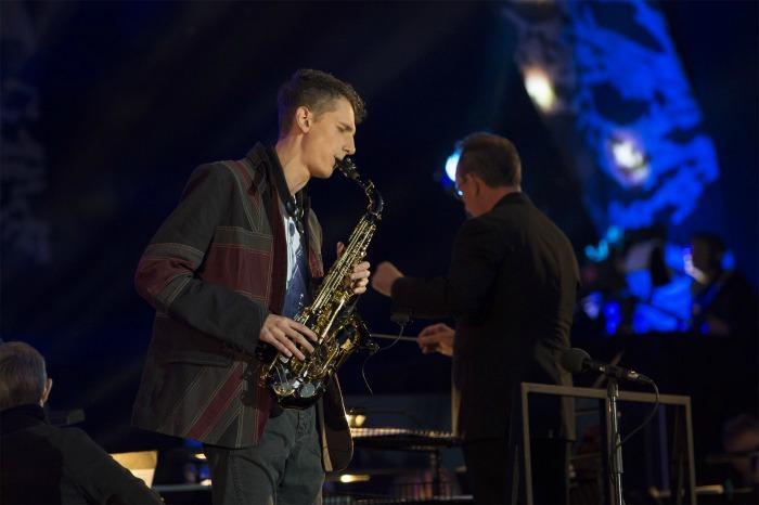 1. Alexander Bone / Last Night of the Proms