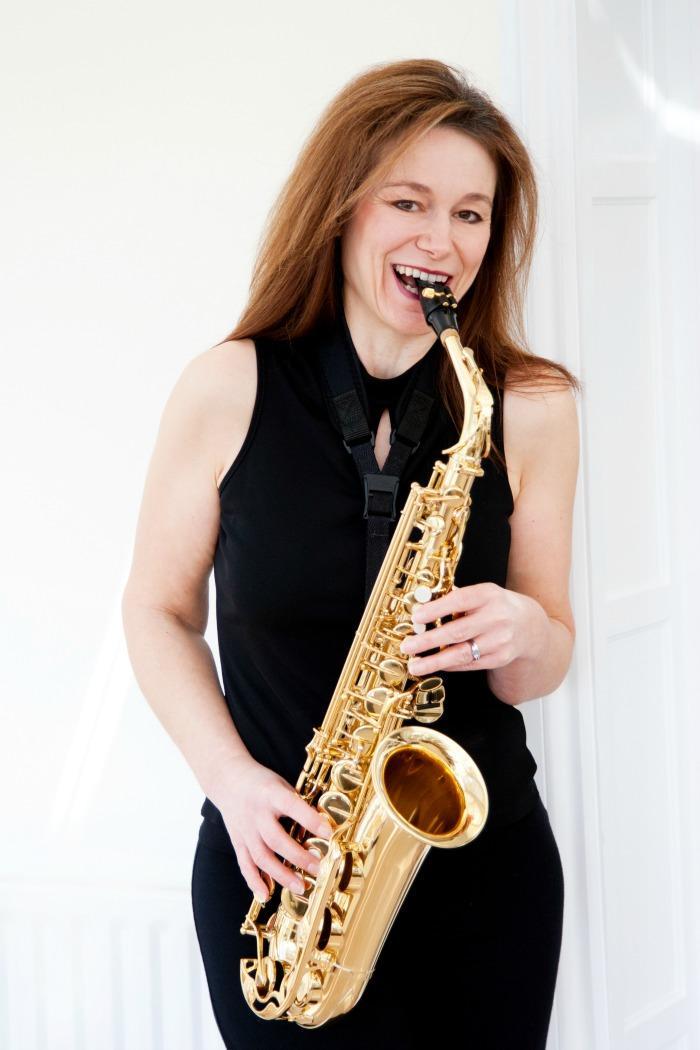 1. Alison Clark Singer/Saxophonist