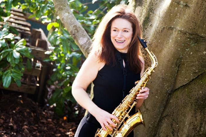2. Alison Clark Singer/Saxophonist