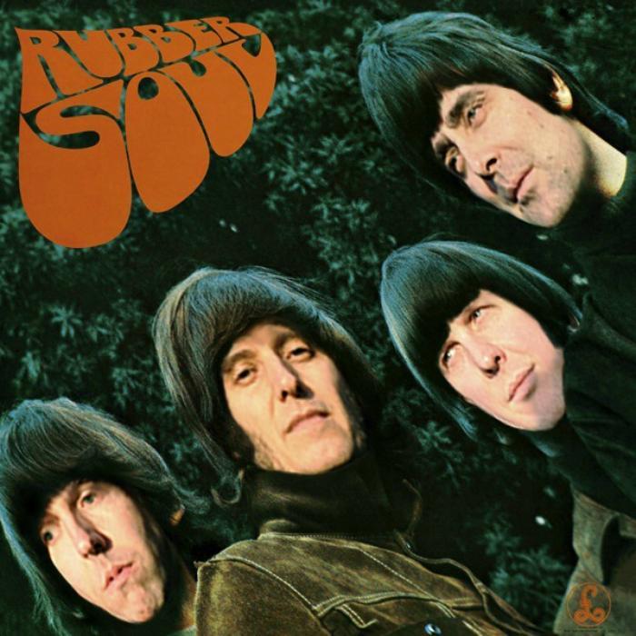 3. Rubber Soul