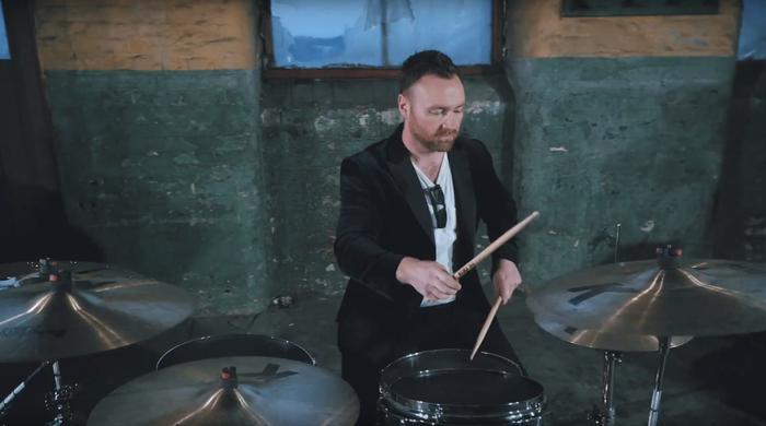 9. drums