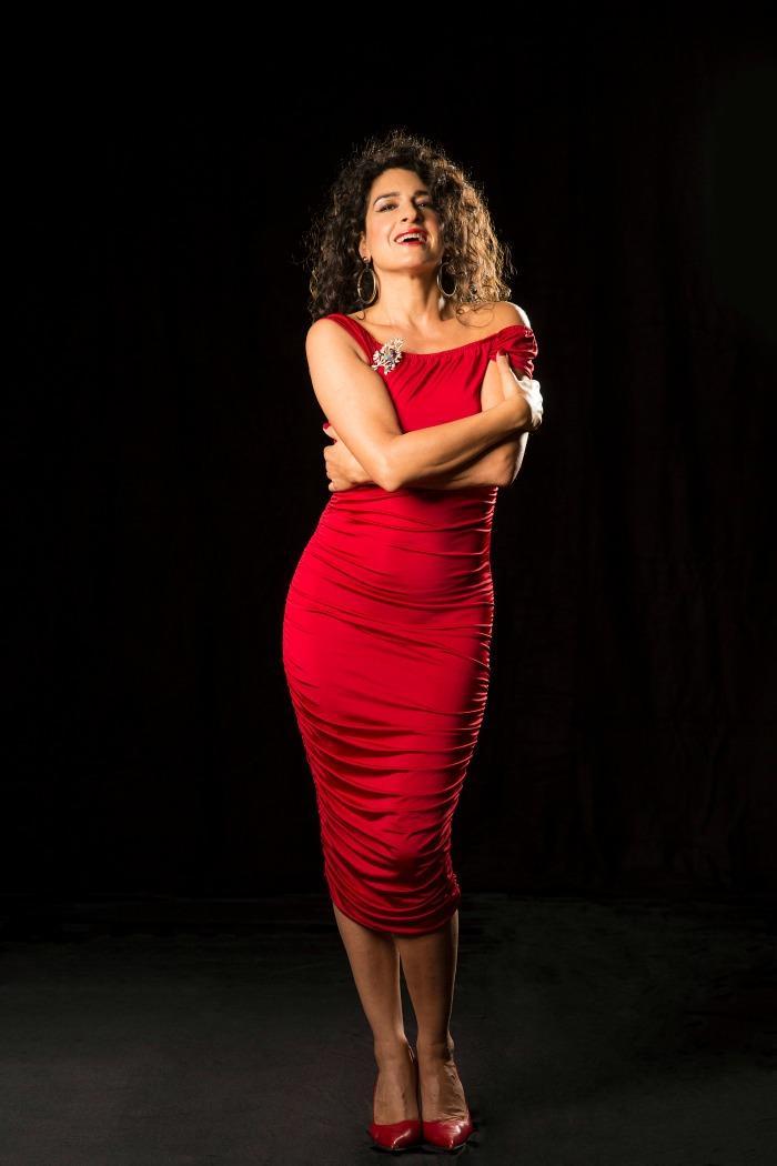 1. Ana Leon