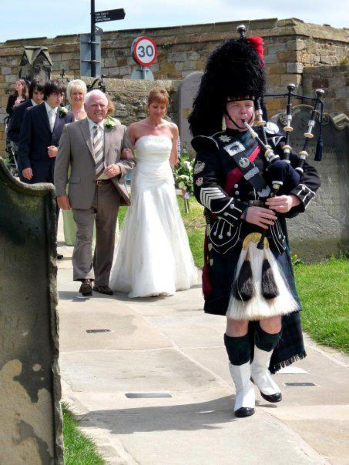 3. Full dress, Black Watch tartan