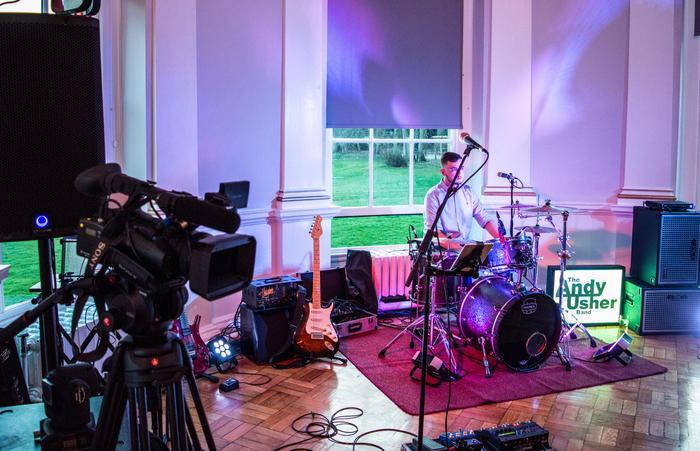 6. Wedding at Beamish Hall April 2018
