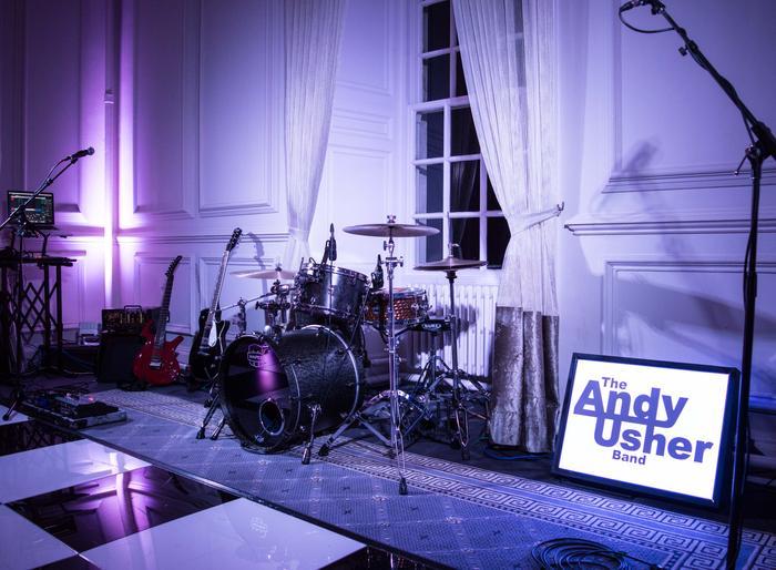 7. Christmas at Acklam Hall - Andy Usher Band