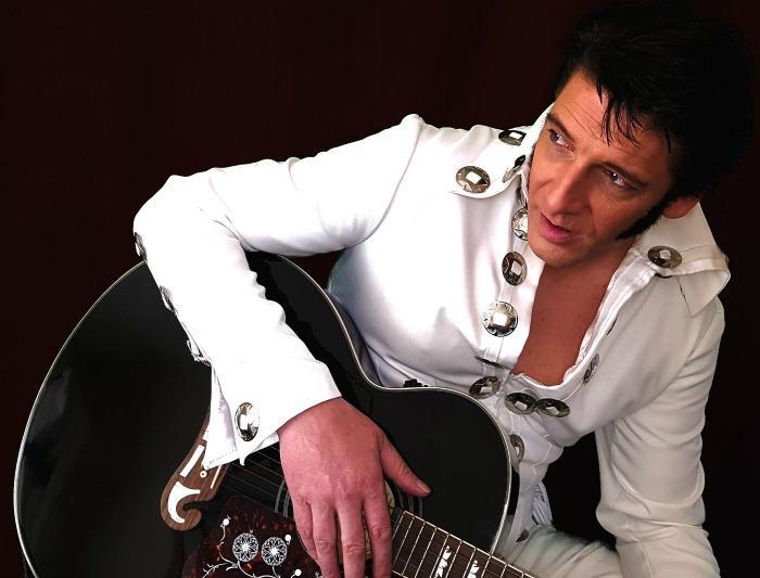 Andy Jones - Elvis Tribute : main Freak Music profile photo