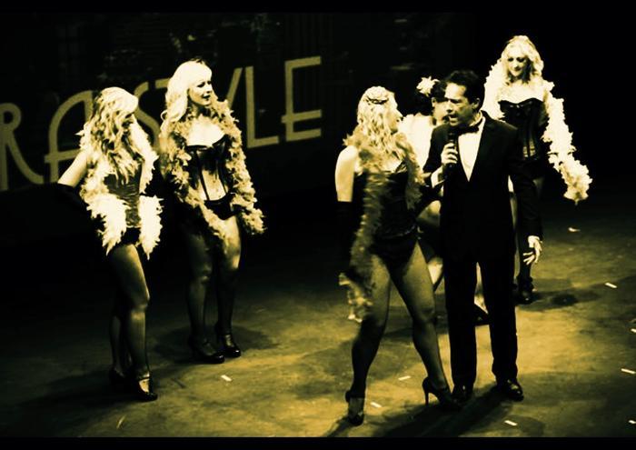 8. Antony Myers The Voice of Vegas Stage Show
