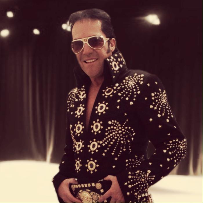 1. Antony Myers Elvis TributeThe Voice of Vegas