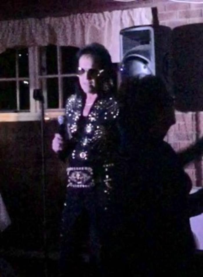 3. Antony Myers The Voice of Vegas Elvis Tribute
