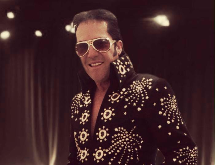 Antony Myers as Elvis in Vegas : main Freak Music profile photo