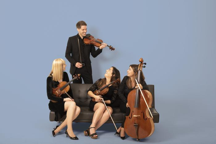 Arta String Quartet : main Freak Music profile photo
