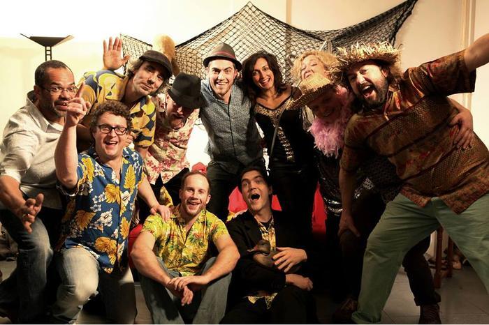 Baila La Cumbia : main Freak Music profile photo