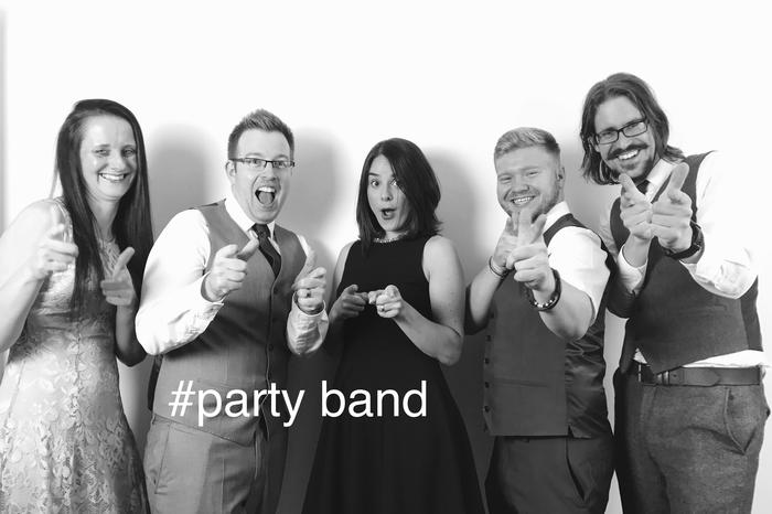 1. #party_band