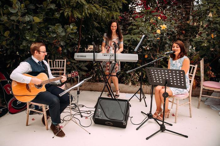 8. The beautiful sounding daytime trio
