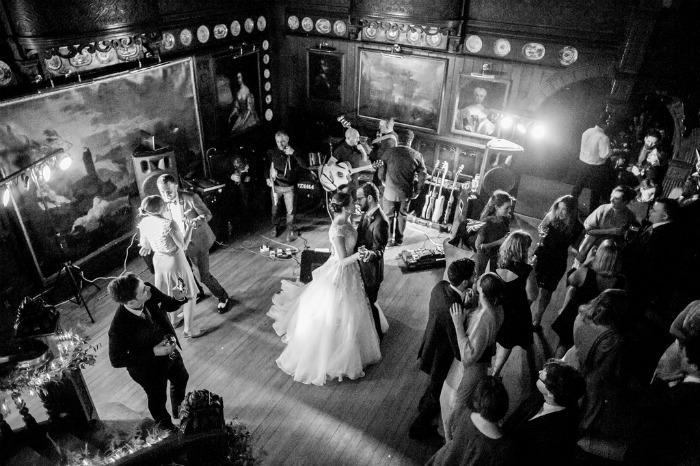 9. Wedding shot