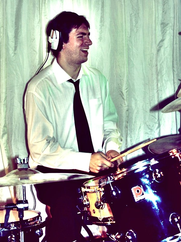 Bandaoke : photo : Jeff (Drums)