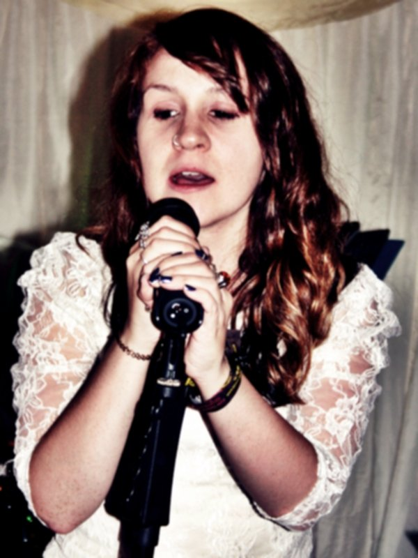 Bandaoke : photo : Jessie (Vocals)
