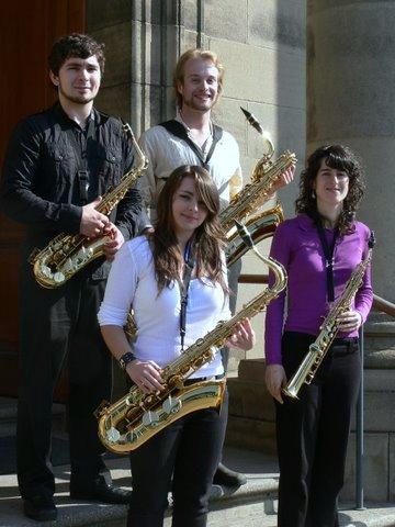 4. Banyuls Saxophone Quartet