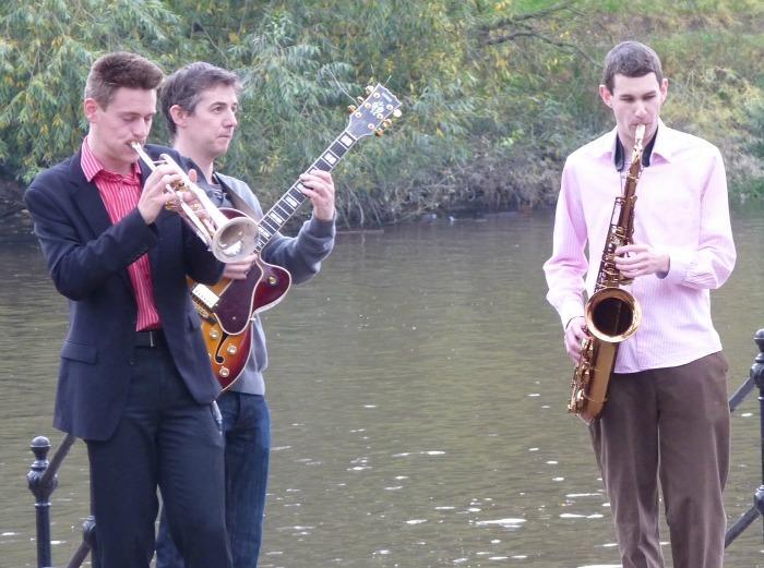 6. Brownfield Byrne Trio