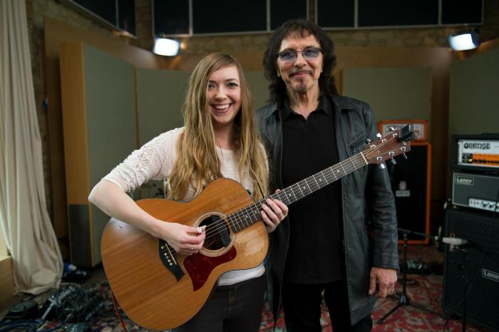 5. Guitar Star 2016 - Becky and Tony Iommi