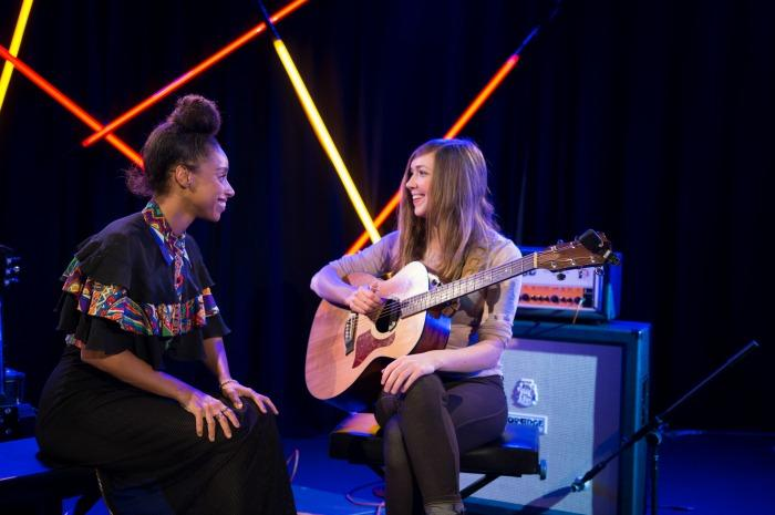 6. Guitar Star 2016 - Becky and Lianne La Havas